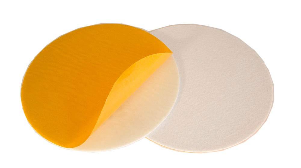 6er Set wei/ß AMF Life Filzgleiter rund selbstklebend M/öbelgleiter Durchmesser: 7 cm Parkettschutz Bodenschutz