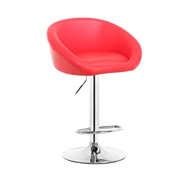 Sillas apilables silla de bar Elevador moderno minimalista Respaldo ...