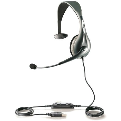 Jabra UC VOICE 150 Mono Corded Headset for (Mono Corded Headset)