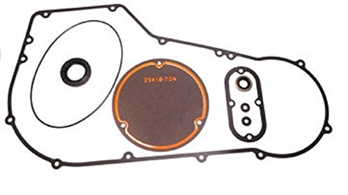 OCP PRIMARY GASKET KIT FOR HARLEY 1994-1998 Big Twin Evolution SOFTAIL Models DERBY,INSPECTION,SEALS ()