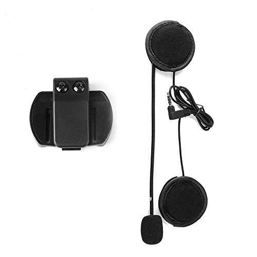 Vnetphone V4/V6 Bluetooth Intercom Headest Accessories & Clip Only Suit for V4/V6-1200 Helmet Intercom Motorcycle Bluetooth interphone with 3.5mm Jack Plug