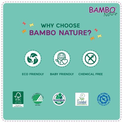 Lot de 6 Abena Bambo Nature Eco couches 12//à 22/kg 27/pi/èces par lot Junior//Taille 5