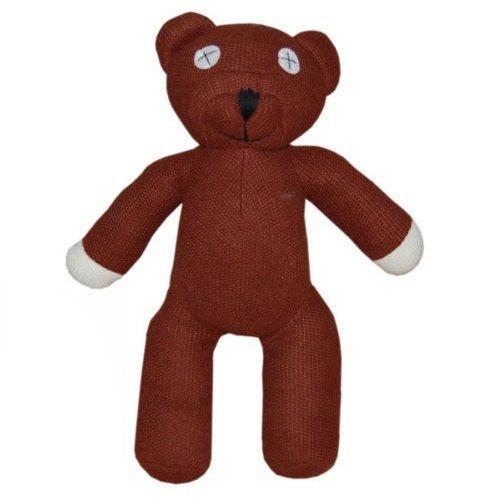 Mr Teddy Bear Plush Bean (Mr Bean 9