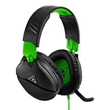 Turtle Beach Recon 70 Gaming Headset for Xbox One, PlayStation 4 Pro, PlayStation 4, Nintendo Switch, PC, and Mobile - Xbox One