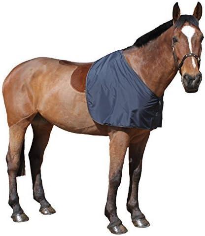 Snuggy Hoods Silky Bib Shoulder Guard for Horse or Pony anti rub vest