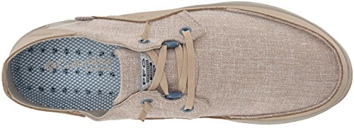 Columbia Pfg Bahama De Los Hombres De Ventilación Loco Relajado Ii Zapato Del Barco Pfg Fósil Antiguo, Acero