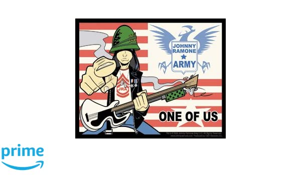 Amazon com: The Ramones Punk Rock Music Band Sticker - One