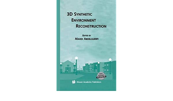 3D Synthetic Environment Reconstruction (The Springer