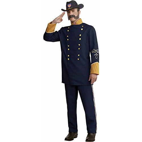 Child Union Officer Costumes (Union Officer Adult Costume - X-Large)