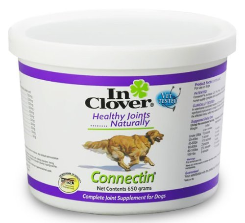 In Clover Connectin Joint Supplement for Dogs, Powder 650 grams, My Pet Supplies
