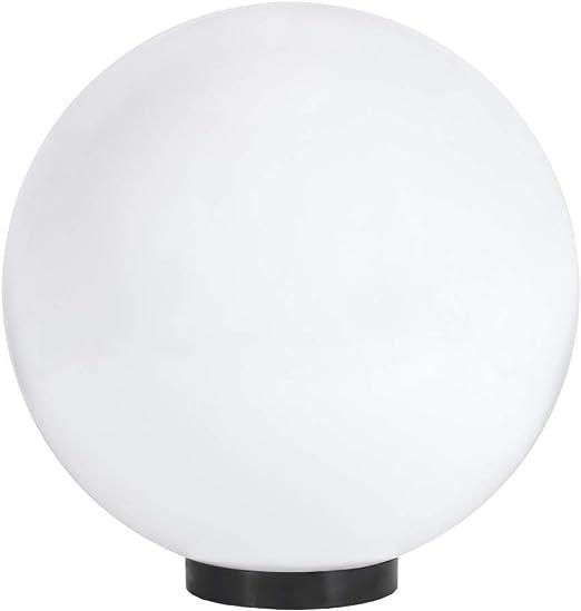 Lampe De Jardin LED RVB IP68 Ø40 cm Décoration Extérieur Jardin Terrasse Blanche