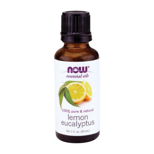 Now Foods Lemon Eucalyptus Oil - 1 oz. 2 Pack