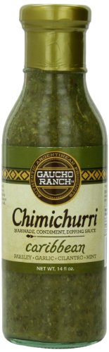 Gaucho Ranch Dressing, 14 Ounce (Pack of 6)