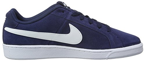 Royale de Navy Court Homme White Gymnastique Suede NIKE Midnight Chaussures Bleu Aqaf5w