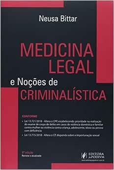 Medicina Legal e Noções de Criminalística - 9788544226520