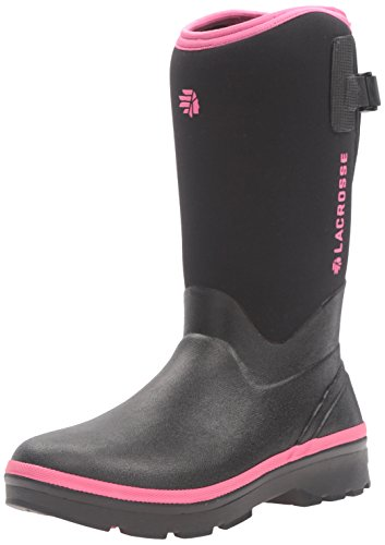 Pink Rain Black Women's Lacrosse Boot Range Alpha 6qwUUTOP