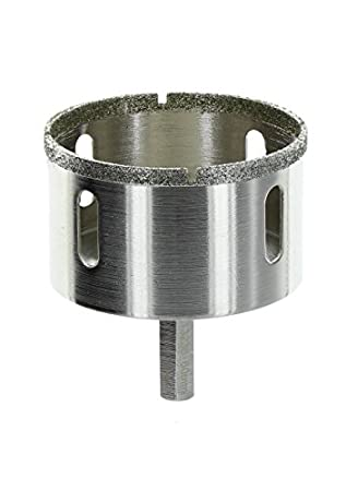 Großartig Diamant Bohrkrone 6-Kant Ø 60 mm Keramik Nassschnitt Fliesenbohrer  KO99