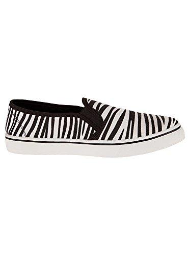 On Algod de Mujer Estampadas Ultra Zapatillas Slip oodji gCxOZqC