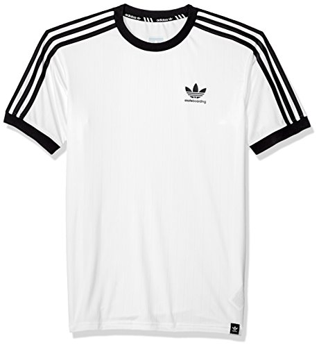 adidas Originals Mens Skateboarding Clima Club Jersey