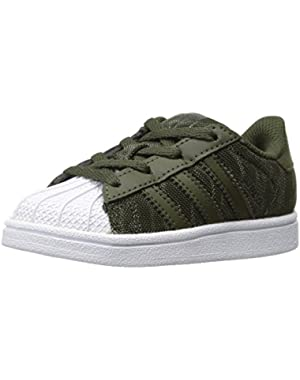 Originals Kids' Superstar Glitter Mesh I Sneaker