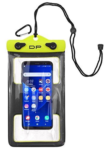 DRY PAK, 5 x 8, Lemon/Lime Dry Pak Cell Phone Case