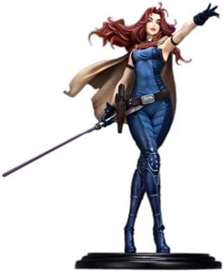 Amazon.com: Kotobukiya Star Wars: Mara Jade ArtFX Bishoujo ...