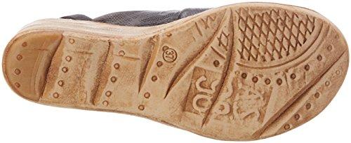 A.S.98 Noa, Sandalias con Cuñas para Mujer Negro (Nero)