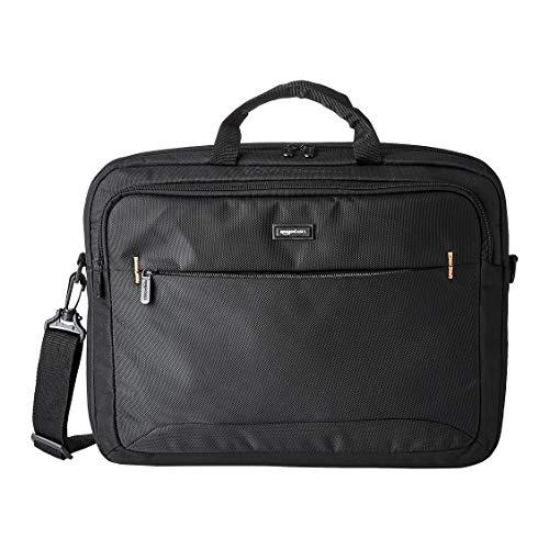 Image of Amazon Basics 17.3-Inch HP Laptop Case Bag, Black, 1-Pack