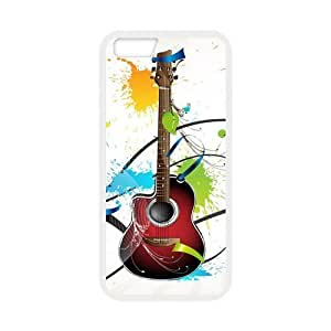 Fashion iPhone 6 Case Custom Instruments Music Guitar Art Case for iPhone6 4.7 by runtopwell