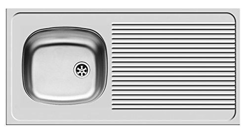 Pyramis International) 1Drainer Mat Sink Stainless Steel, Straight, 100100002 by Pyramis by Pyramis