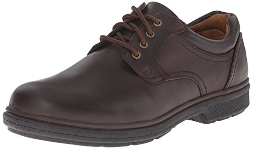 Nunn Bush Mens Waterloo Oxford Brown