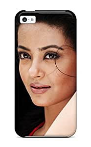 Tpu Case Cover For Iphone 5c Strong Protect Case - Surveen Chawla Design 2013644K37793840