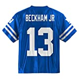 Outerstuff Odell Beckham Jr. New York Giants #13 Blue Youth Home Player Jersey