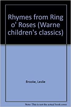 Book Rhymes from Ring o' Roses (Warne children's classics)