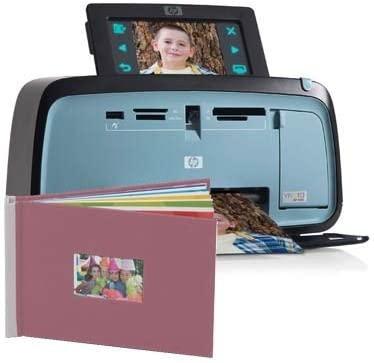 HP - Impresora fotográfica (inyección de Tinta, Sí (hasta ...
