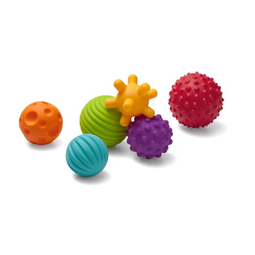 Infantino Textured Multi Ball Set (Texture Set)