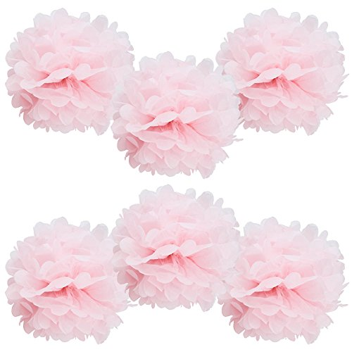 WYZworks Set of 6 - BABY PINK 8