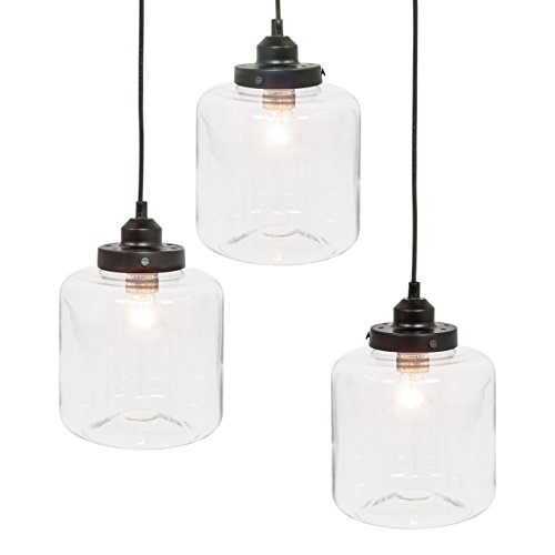 3 Light Ceiling Pendant