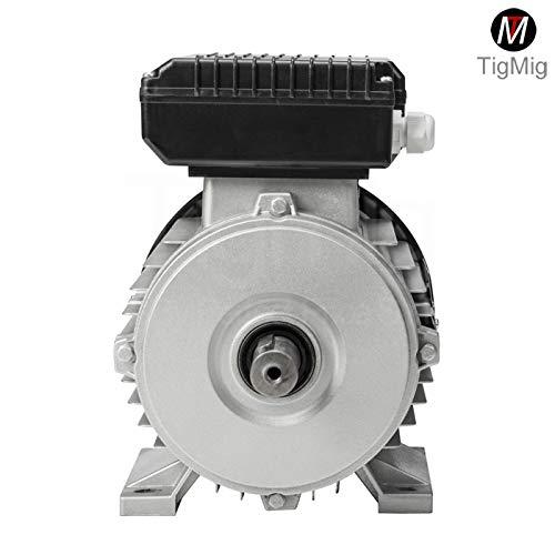 Motor eléctrico monofásico 220V, 2800 RPM/min de 0,5 HP a 3 HP, compresor 0.5 HP: Amazon.es: Hogar