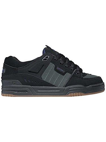 Globe Fusion - Zapatillas de Skateboarding de material sintético hombre black/night/navy