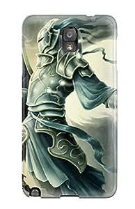 Galaxy Cover Case - Warrior Protective Case Compatibel With Galaxy Note 3
