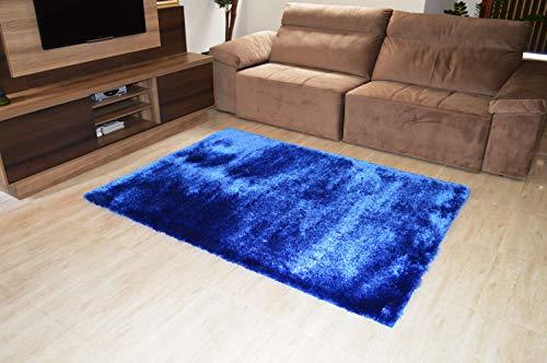 Tapete Confort Elsa Rayza Life Azul 0.50 x 0.90 m