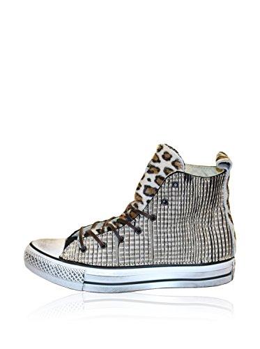 Converse Sneaker High Canvas Lth Ltd Marrone EU 36