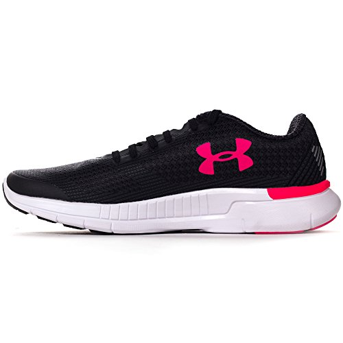 Armour SS17 Zapatillas Negro Women's Under Entrenamiento De Charged Lightning Rosa dcqq0I