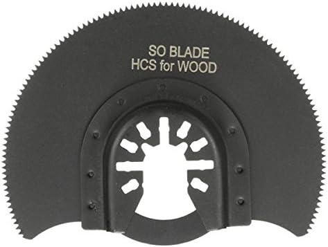 ファインマルチマスタボッシュのための Queenwind 88mm HCS セグメント鋸ブレード振動ツール