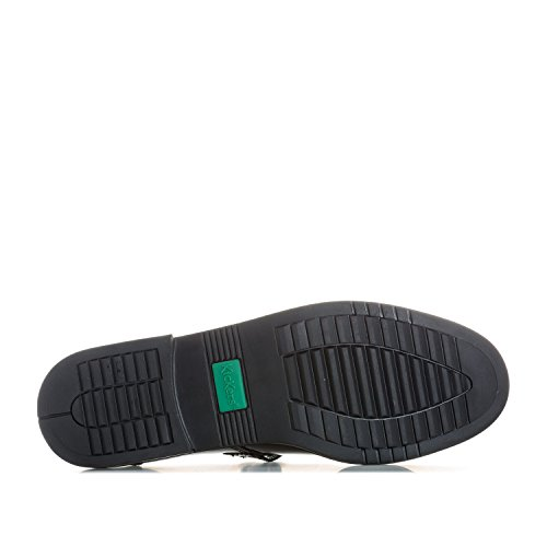 Women's Black Patent Janes Kickers Lachly Mary dwq1FFg