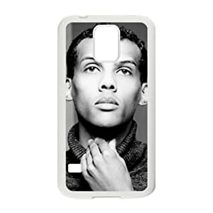 Imperturbable handsome man Cell Phone Case for Samsung Galaxy S5