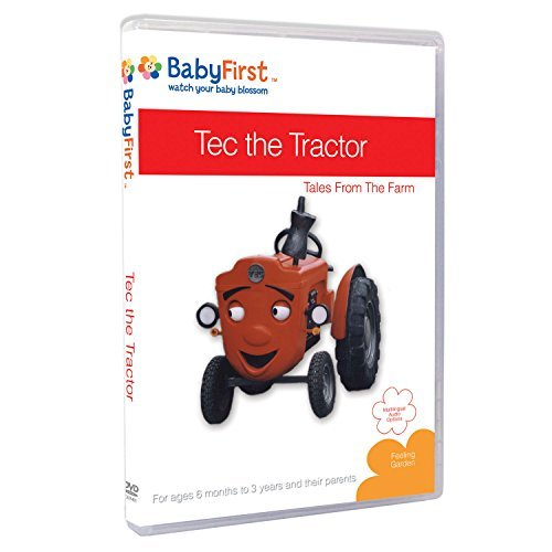 - BabyFirstTV Tec the Tractor - Tales from the Farm DVD - PERFECT BIRTHDAY GIFT