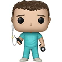 Funko Pop TV: Strangers Things-Bob in Scrubs Collectible Figure, Multicolor