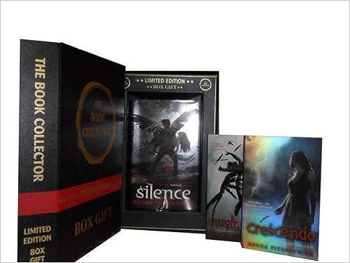 Buy Becca Fitzpatrick Collection Crescendo Hush Hush Hardcover